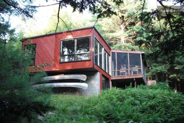 Amazing 12 Acre Catskills Home - Image 1 - Claryville - rentals