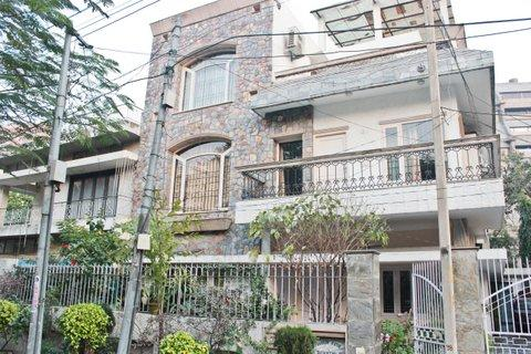 Front Elevation - Prakash Kutir B&B - Welcome to our House of Light - New Delhi - rentals