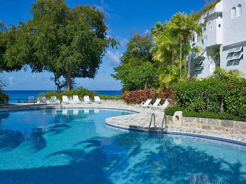 Merlin Bay 2 - Eden on the Sea at The Garden, Barbados - Beachfront, Pool, Private, Peaceful And Secure Community - Image 1 - The Garden - rentals