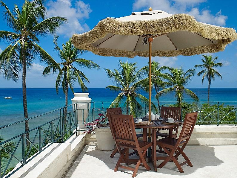 Schooner Bay 307 Penthouse ''The Lookout'' at St. Peter, Barbados - Image 1 - Saint Peter - rentals