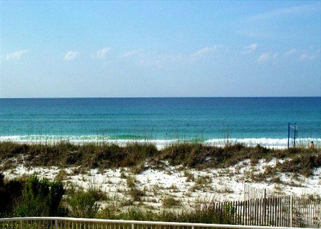 Your Actual View - Two Bedroom, Gulf Front Sleeps Six - Fort Walton Beach - rentals