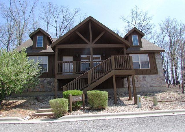 Tomahawk Cabin - Tomahawk Cabin- 2 Bedroom, 2 Bath Stonebridge Golf Resort Lodge - Branson West - rentals