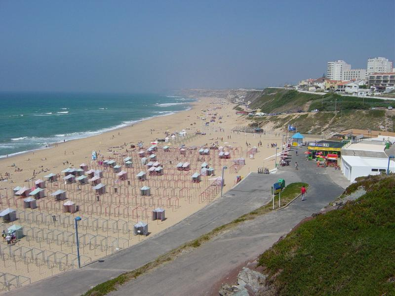 Main beach in Santa Cruz. - Holiday house on the beachfront of Santa Cruz. - Santa Cruz - rentals