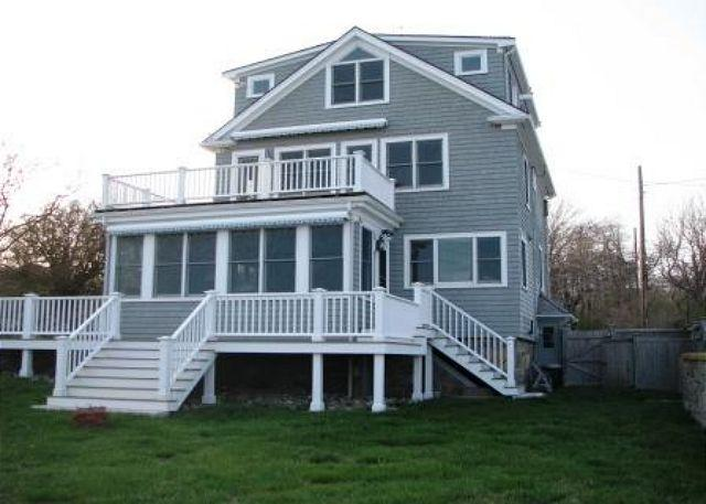 The Cable House: High-end oceanfront family home, 1/10 mi to Cape Hedge Beach - Image 1 - Rockport - rentals