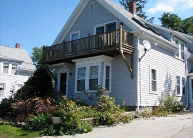 Front Exterior - Helena House: European flair, close to Plum Cove Beach. - Gloucester - rentals