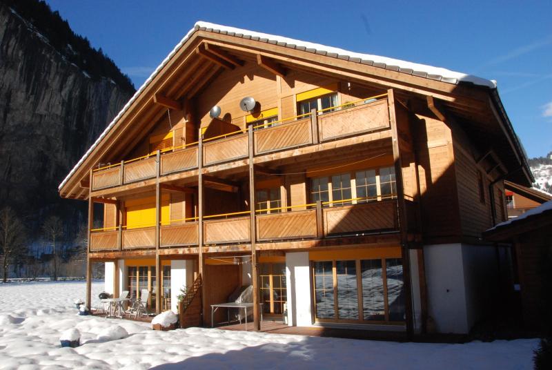 The Chalet - Alpine retreat in a Tolkienesque valley - Lauterbrunnen - rentals