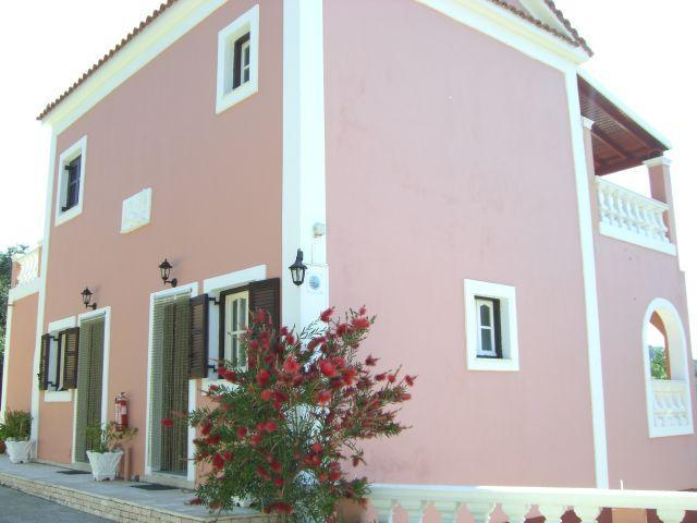 Villa Leo Agios Stefanos NW Corfu - Villa Leo Agios (San) Stefanos NW Corfu - Corfu - rentals