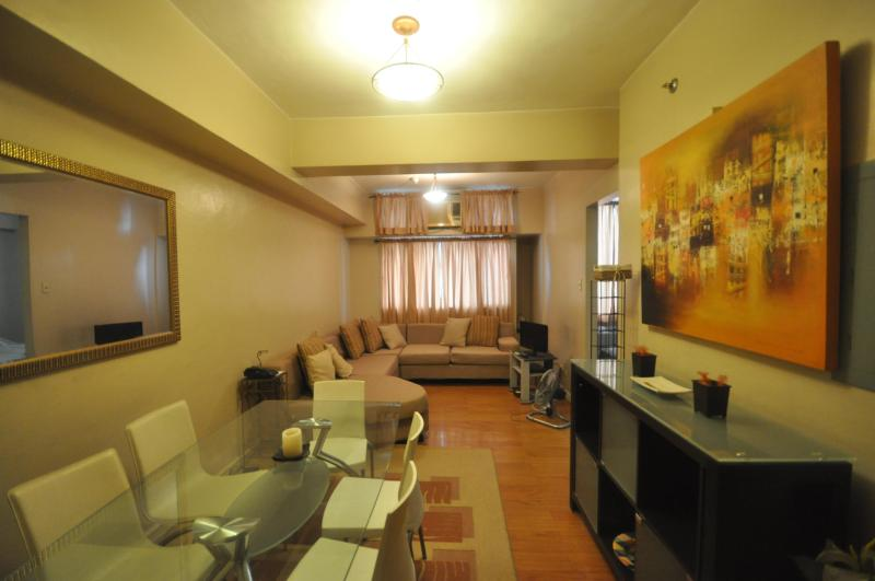 Eastwood Condo - Great location, safe & clean - Image 1 - Quezon City - rentals