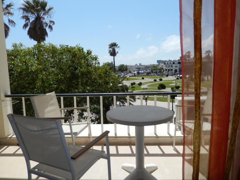 Estoril Studio with a Balcony -Ocean & Garden View - Image 1 - Estoril - rentals