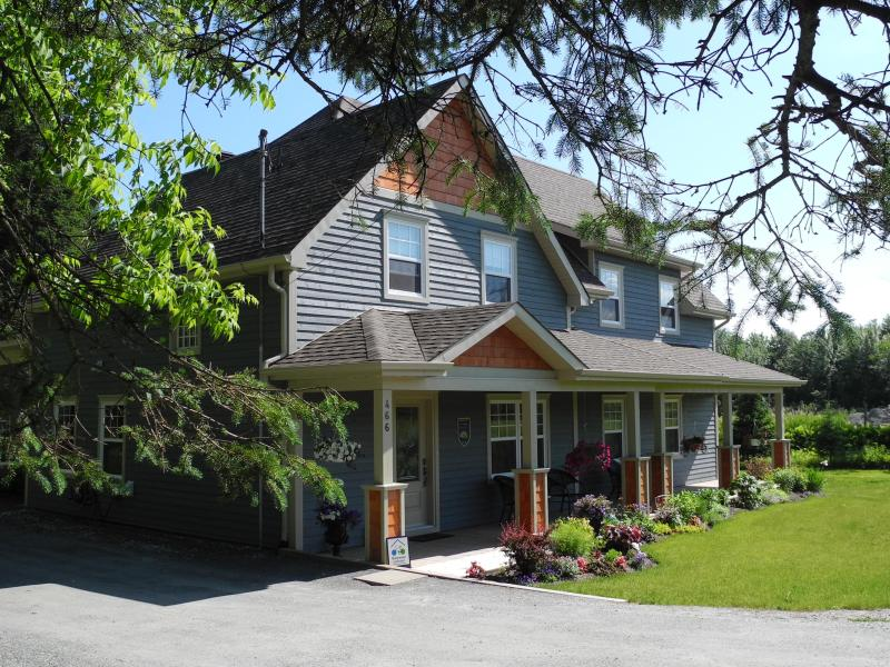 Charming B&B - B & B Gite La Marmotte, Eastman (Magog) Eastern Townships - Eastman - rentals