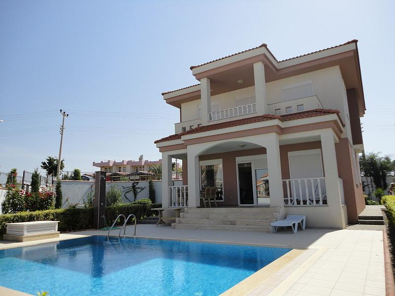 Aquarius Villa with private pool - Image 1 - Side - rentals