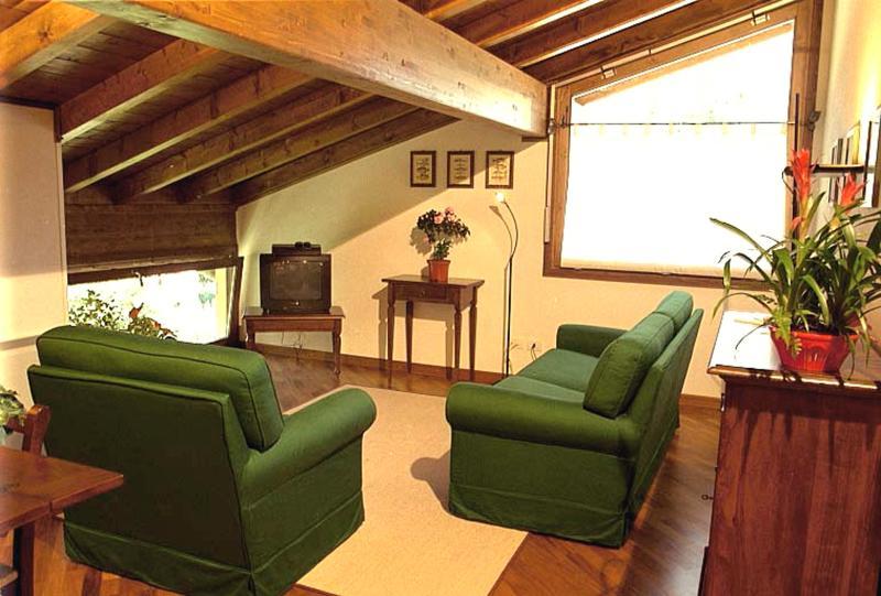living room - Casa Lory  BUCK.  Attic with 2 bedrooms. - Bellagio - rentals