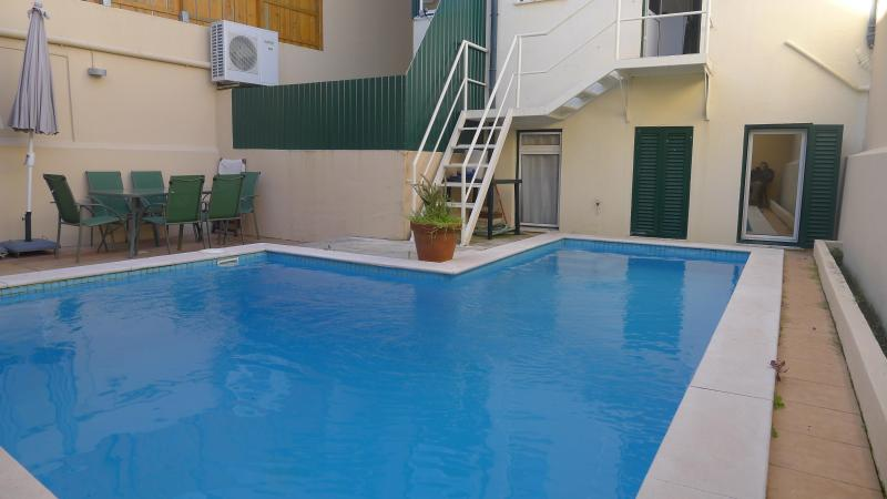 Swimmingpool1 - Swimmingpool in Historical City Center - Chiado - Lisbon - rentals