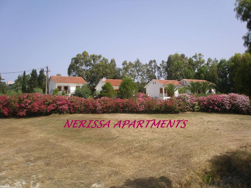 The seaview side - Nerissa apartment No. 2 (Near the beach) - Spartia - rentals