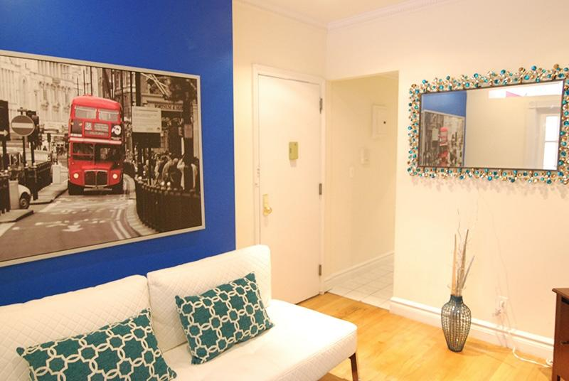 Cozy 1 BR apartment in the middle of it all!!! - Image 1 - New York City - rentals