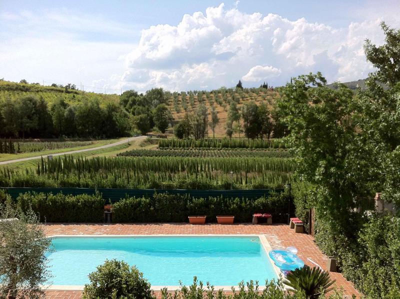 Pool - Tuscan Life Apartment - Serravalle Pistoiese - rentals