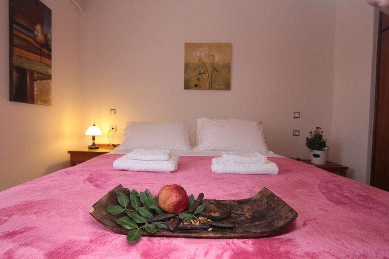 Apartment with private garden next to the beach! - Image 1 - Chania - rentals