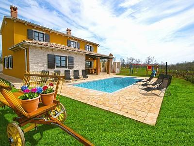 Istrian Villa 46 - Image 1 - Croatia - rentals