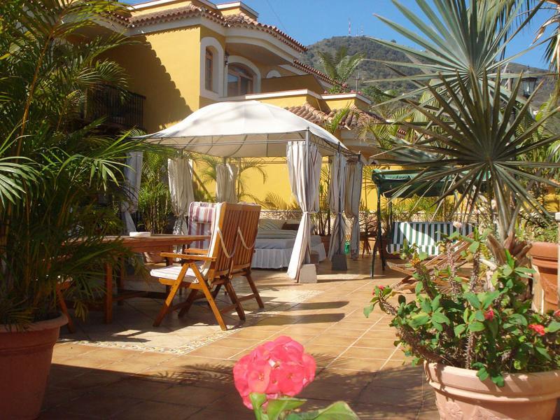 Enjoy Tenerife sun and relax on the terrace - Luxe Apt. terrace seaview, BBQ, whirlpool Tenerife - Icod de los Vinos - rentals