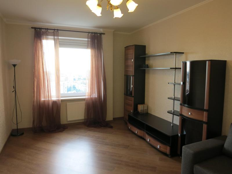 1st room with sofa-bed / ?????? ??????? ? ??????????? ??????? - Panoramic 2-room apartment 100 meters from metro - Russia - rentals