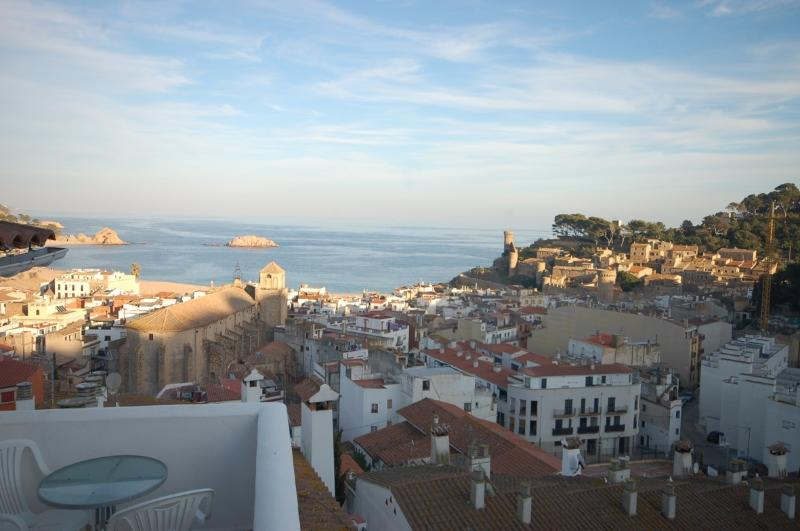 Incredible view from the terrace - Nice House With Sea Views Tossa - Tossa de Mar - rentals