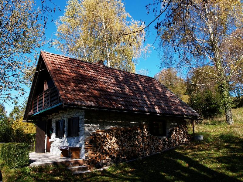 The Retreat, Livek - The Retreat in Livek Slovenia - Kobarid - rentals