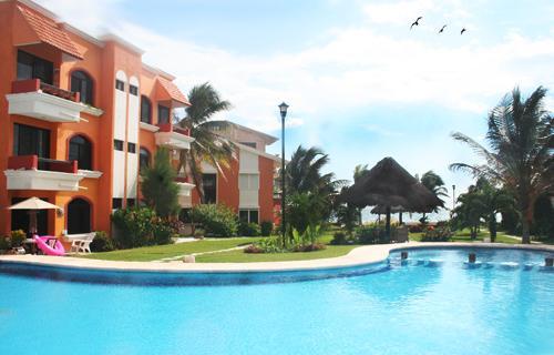 2 BR condo Center Location beach-pool - Image 1 - Puerto Morelos - rentals