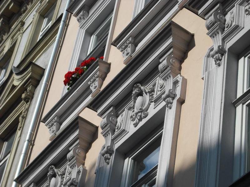 housefront - apartment2rent - Schönbrunn Palace - Vienna - rentals