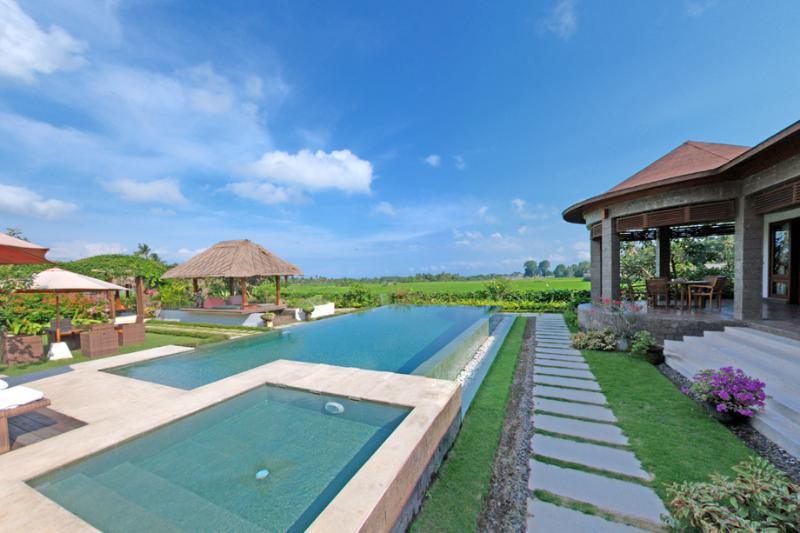 3,4 or 7 bedrooms private,luxury,beautiful villa - Image 1 - Ubud - rentals