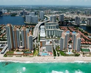 Ocean View 1 Bedroom in  Sunny Isles! Free Parking - Image 1 - Sunny Isles Beach - rentals