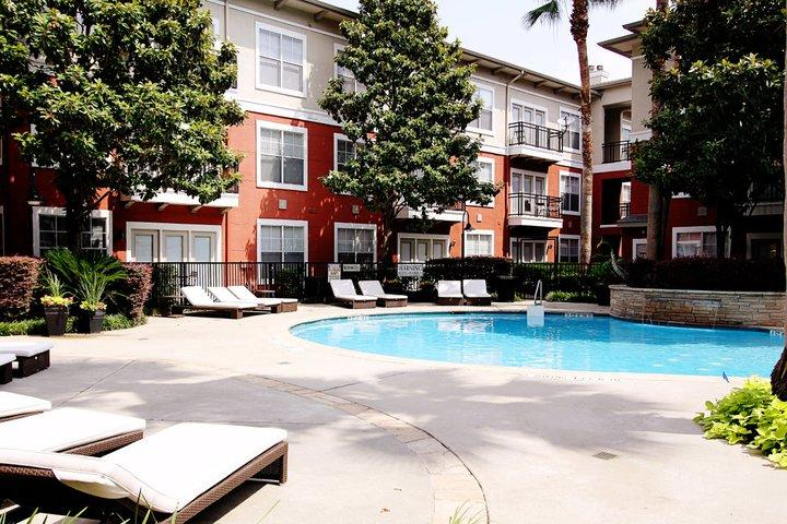 Swimming Pool - Midtown 1 Bedroom, 1 Bath - Fully Furnished - Houston - rentals