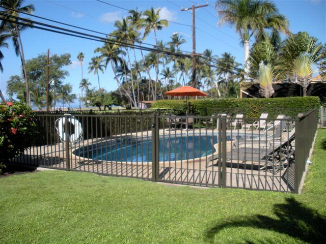 Pool Area - Surfrider Unobstructed Seaviews 1Bedroom - Kihei - rentals