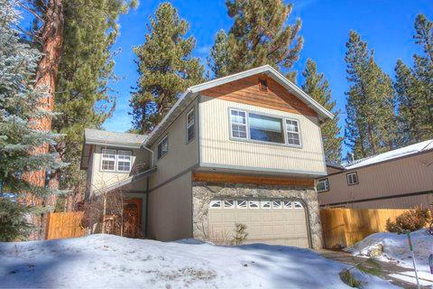 Unforgettable Tahoe Style Home  ~ RA752 - Image 1 - South Lake Tahoe - rentals