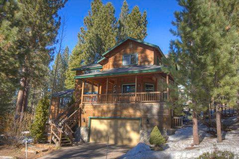 Upscale Custom Home with Impressive Views ~ RA750 - Image 1 - South Lake Tahoe - rentals