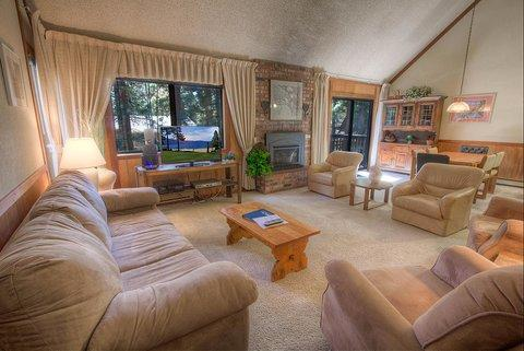 Moderate Price Townhouse in Center of Incline Village ~ RA798 - Image 1 - Incline Village - rentals