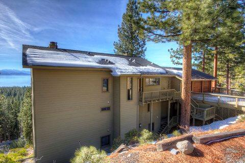 Absolute Luxury Home with Panoramic Views of Lake Tahoe ~ RA813 - Image 1 - Incline Village - rentals