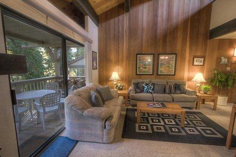 Townhouse in Center of Tahoe's North Shore ~ RA817 - Image 1 - Kings Beach - rentals