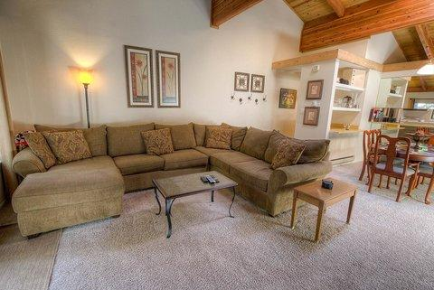 Elegantly Decorated Mountain Shadows Condo ~ RA875 - Image 1 - Incline Village - rentals