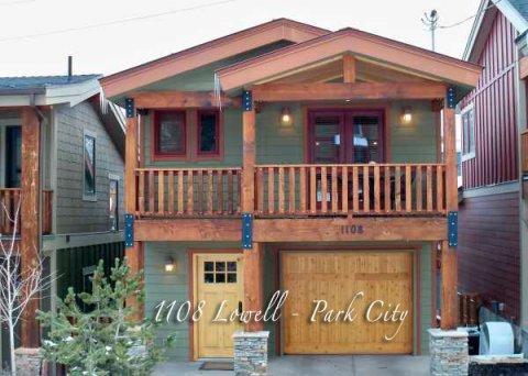 Lowell ~ RA1719 - Image 1 - Park City - rentals