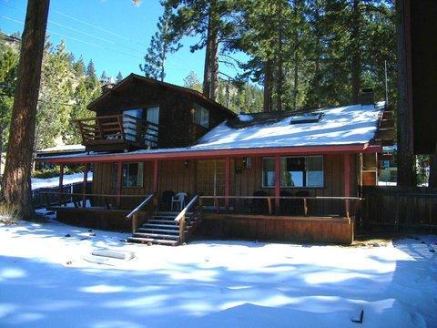 Very Comfortable 4 Bedroom Tahoe Retreat ~ RA862 - Image 1 - Cave Rock - rentals