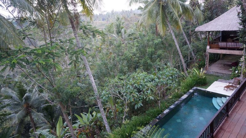 Villa View - 4 Bed Rooms Pool Villa Rental Ubud Hideaway - Ubud - rentals