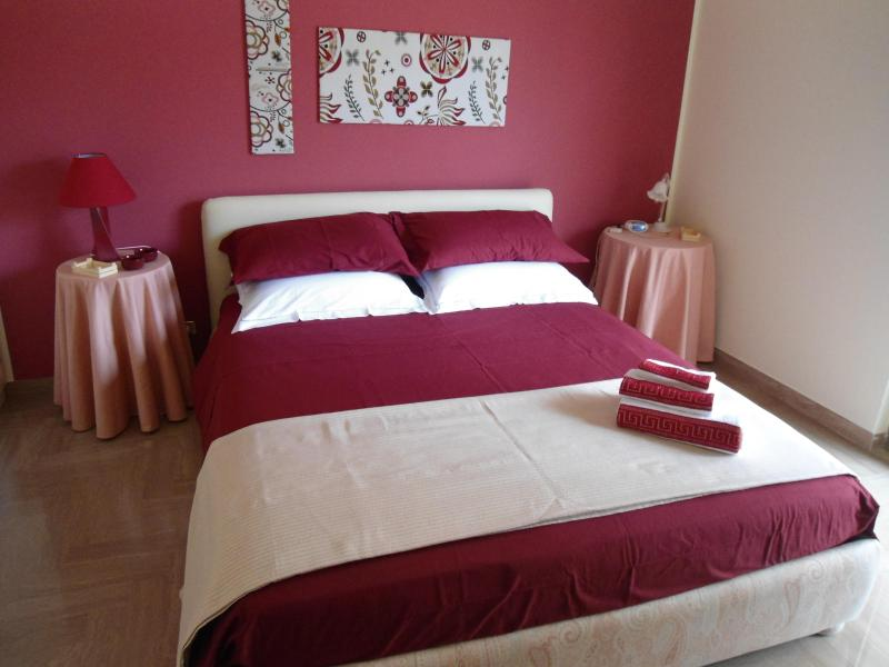 Bedroom 1 matrimonial - Apartment of Pomelie - Marsala - rentals
