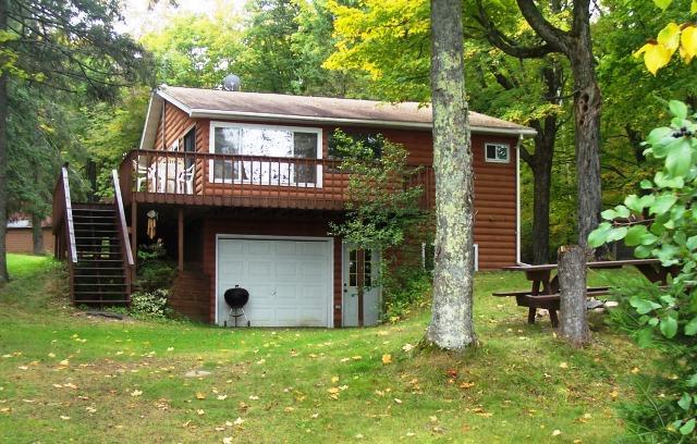 Lakeside exterior - Moose Lake, Hayward WI - Hayward - rentals