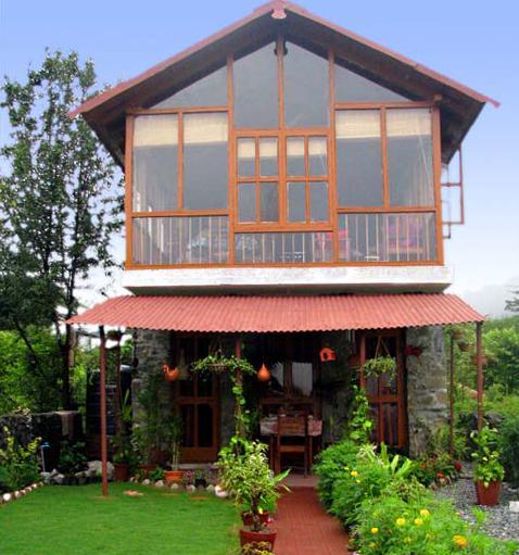 Front - Cottage- In -Hills - Madhya Pradesh - rentals