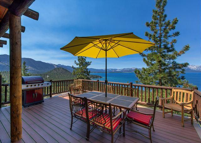 Spectacular Views of the lake (ZC228) - Image 1 - Zephyr Cove - rentals