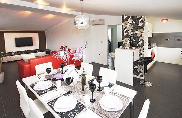Living room1 - Luxury Villa Nikolina near Medulin - Pula - rentals