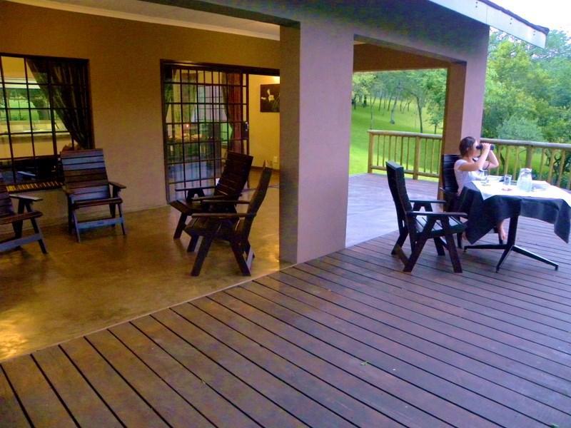 Kata Charis Lakside Lodge: Chalet 2 - Image 1 - Woodston - rentals
