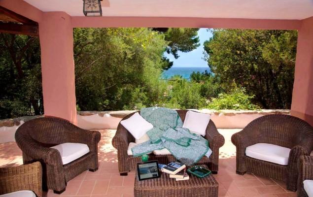 Villa Smilax - sea view - South Sardini - Villa Smilax - cozy mansion house by the beach - Torre delle Stelle - rentals