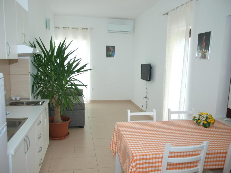 Sea View A2 Apartment With A/c, Wi-fi And Parking - Image 1 - Stobrec - rentals