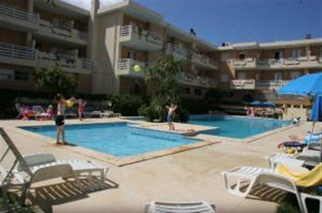 Pool area - Apartment Buganvillea - One Bedroom 4 persons - Alghero - rentals
